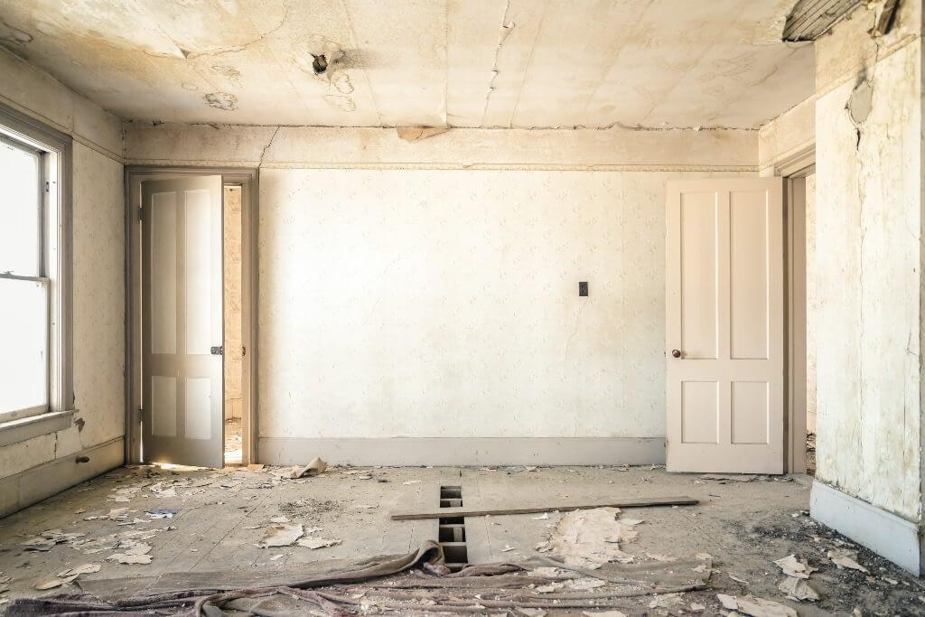 renovera sovrummet